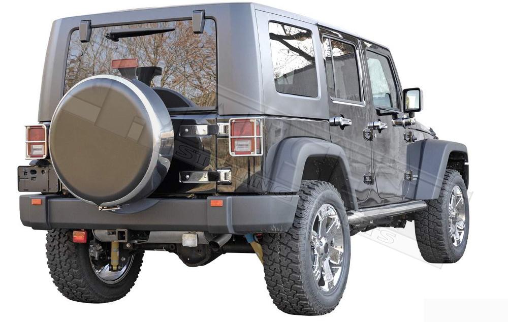 jeep wrangler 2007 jk 2 t rer fahrwerk 30mm mit t v. Black Bedroom Furniture Sets. Home Design Ideas